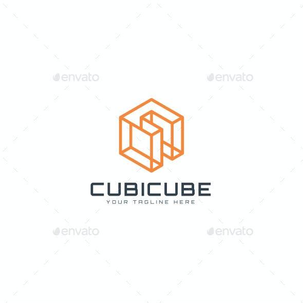 Cubic Cube Logo