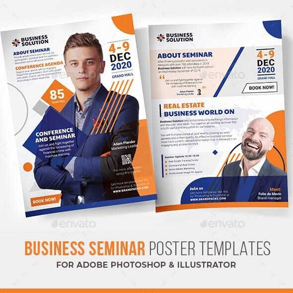 Business Seminar Poster/Flyer