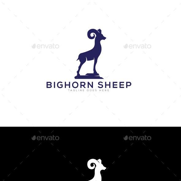 Bighorn Sheep Logo