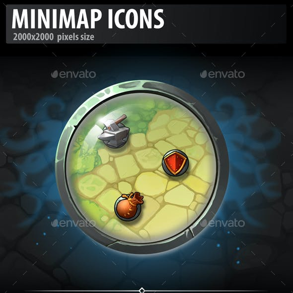 Minimap Icons