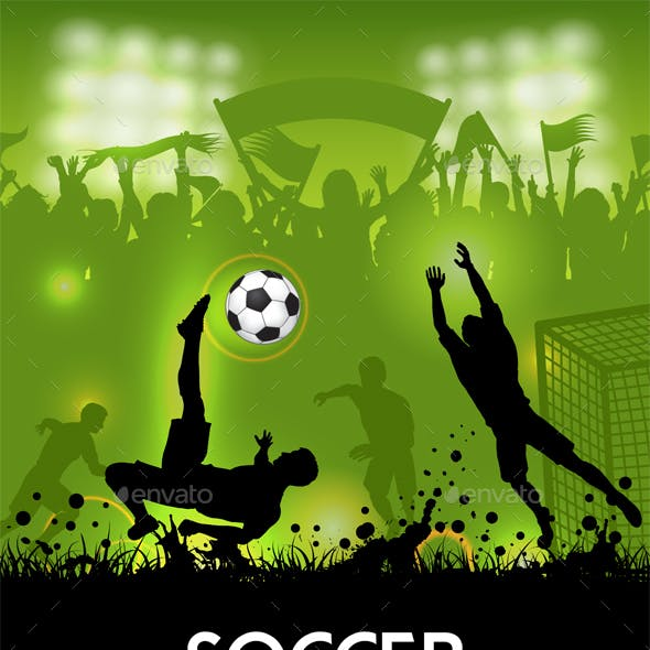 Soccer Championship Poster