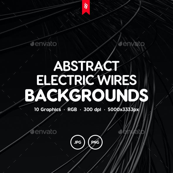 Electric Wires Backgrounds