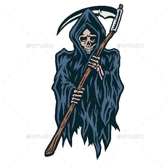 Vector Grim Reaper