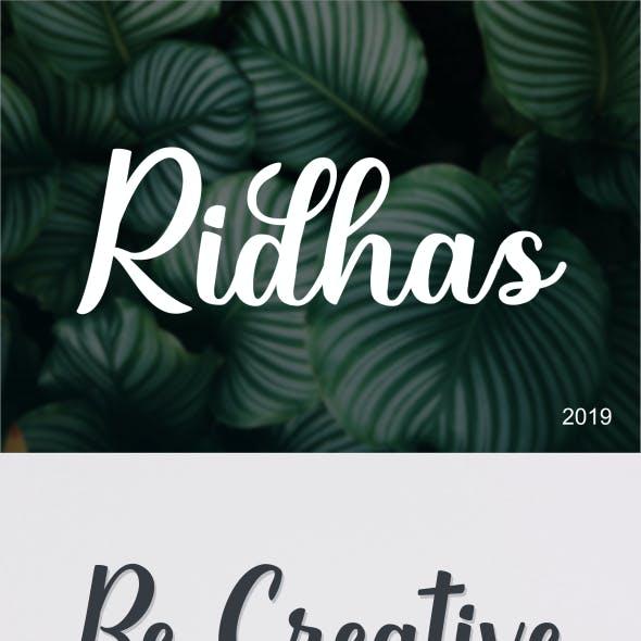 Ridhas