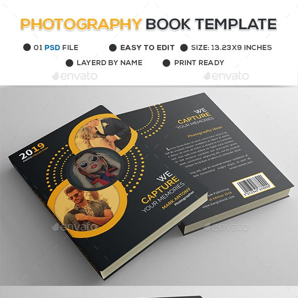 Photography Book Cover