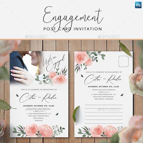 Engagement / Wedding Invitation