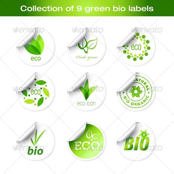 Bio Stickers