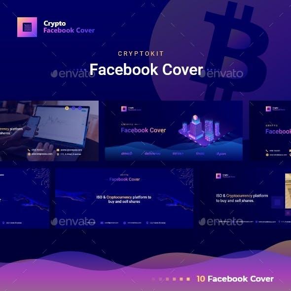 Crypto Facebook Cover