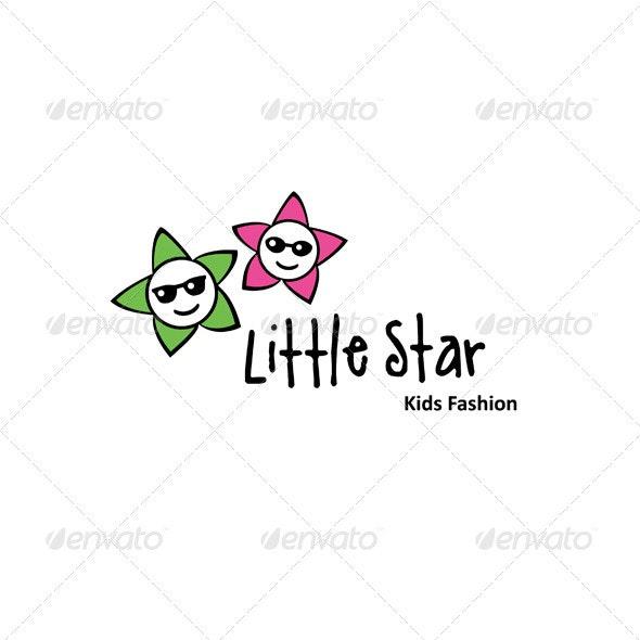 Little Star - Symbols Logo Templates