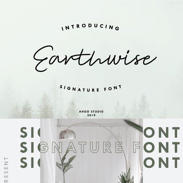 Earthwise Signature