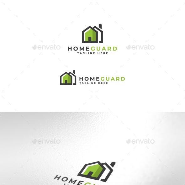 Home Guard / House Logo