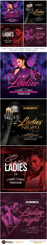 Ladies Night Bundle - Clubs & Parties Events