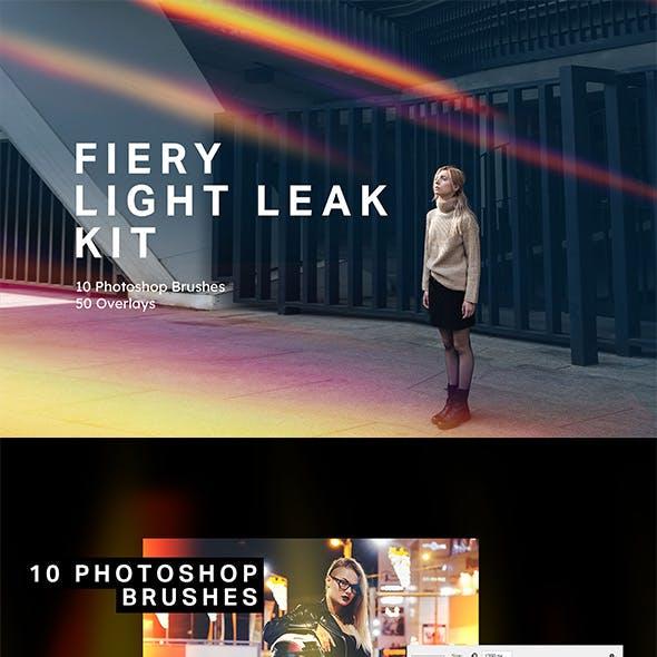Fiery Light Leak Kit