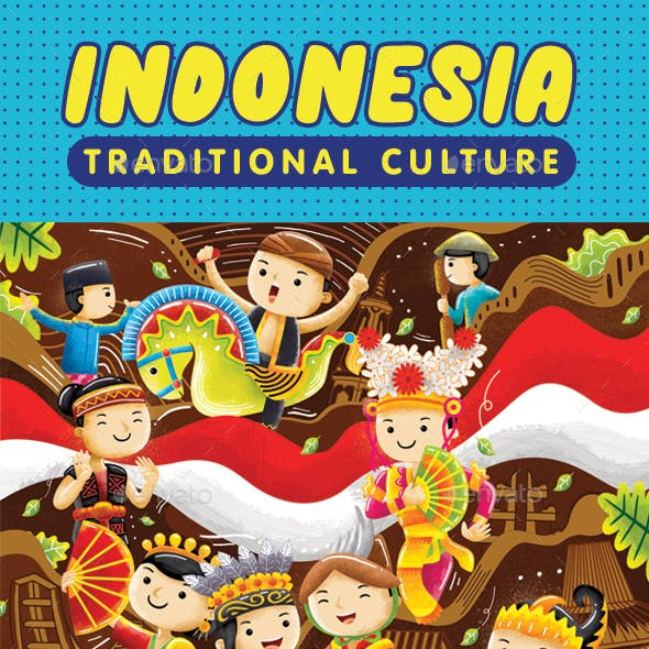 Indonesia Traditional Culture