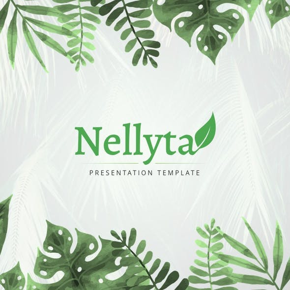 Nellyta Natural Presentation Template