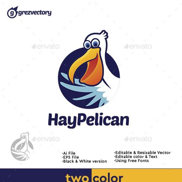 Hay Pelican Logo