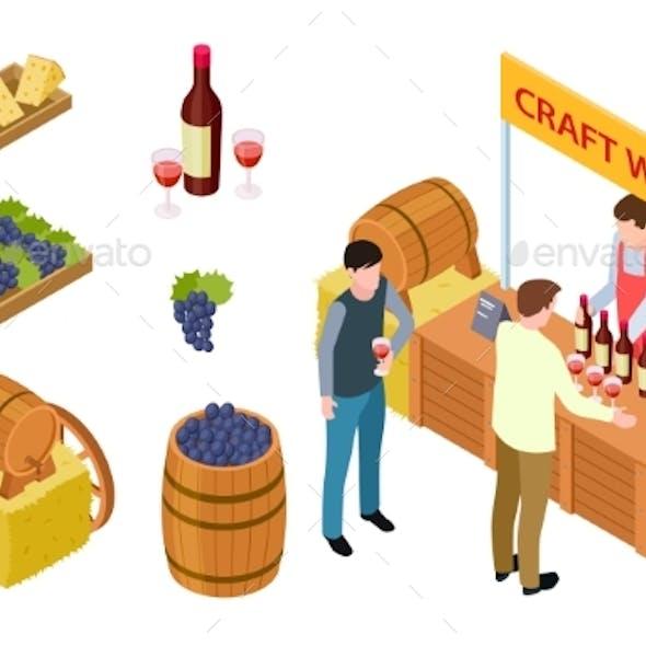 Craft Wine Tasting