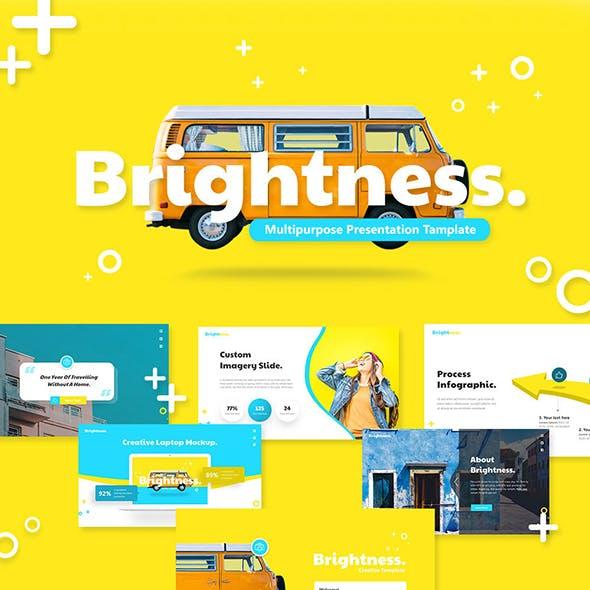 Brightness Multipurpose Creative Keynote Presentation