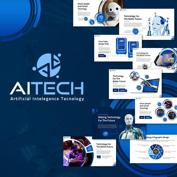 AITech Presentation Template