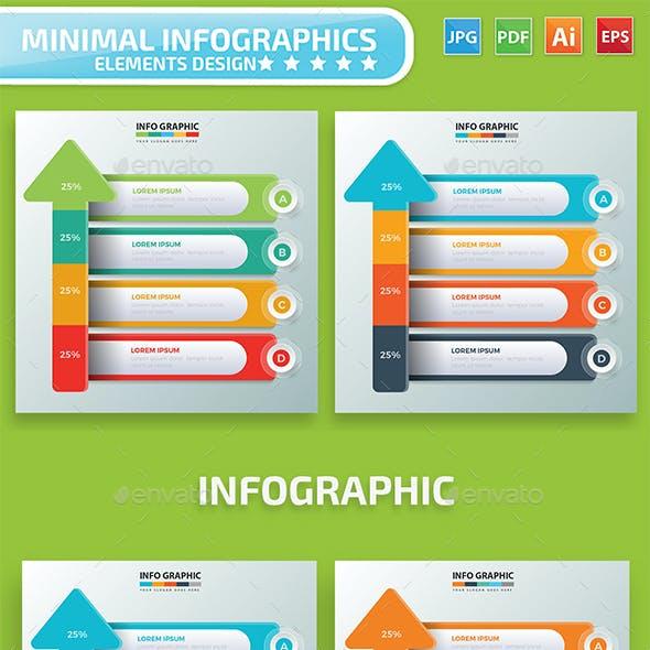 Arrow Infographic Design