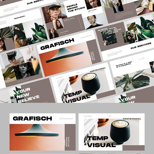 Grafisch - Creative Keynote Template