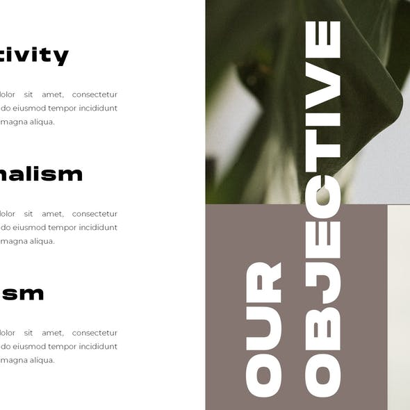 Grafisch - Creative Google Slides Template
