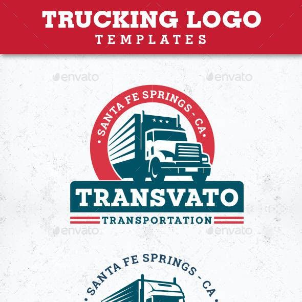 Trucking Logo Templates