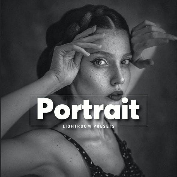 Pro Portrait Lightroom Presets - Elegant Collection