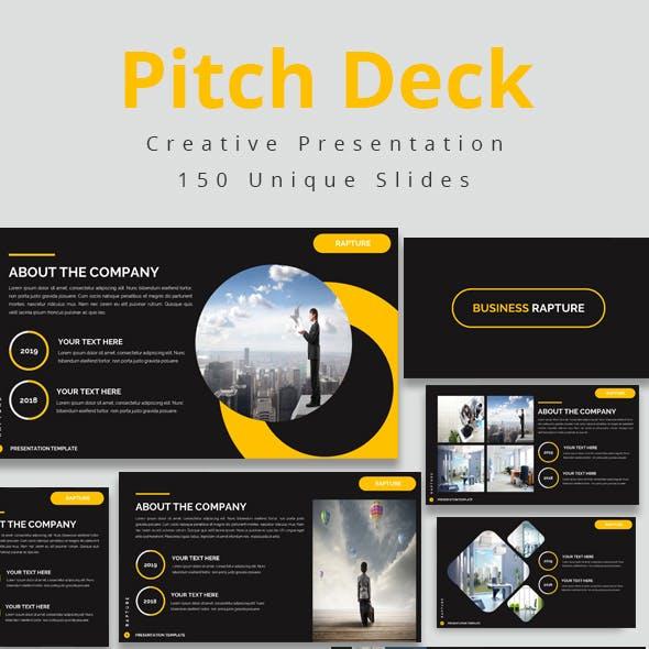 Pitch Deck Google Slides Bundle