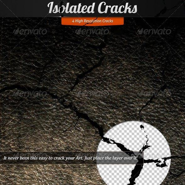 Isolated Cracks