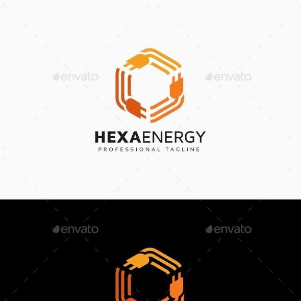 Hexa Energy Logo