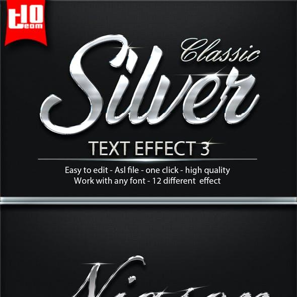 12 Silver Classic vol 3