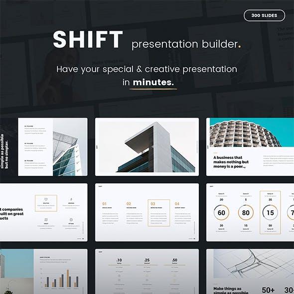 Shift Presentation Builder v1 (KEY)