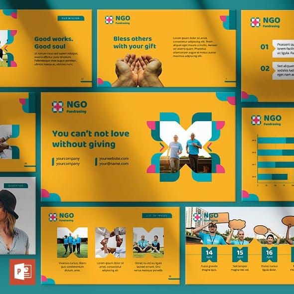 NGO PowerPoint Presentation Template