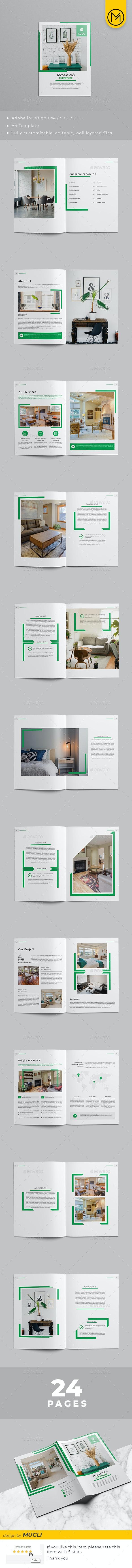 Furniture Brochure - Corporate Brochures
