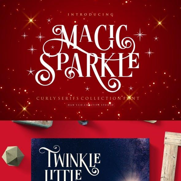 Magic Sparkle