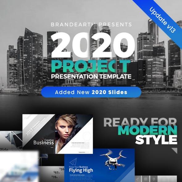 2017 Project Presentation Template
