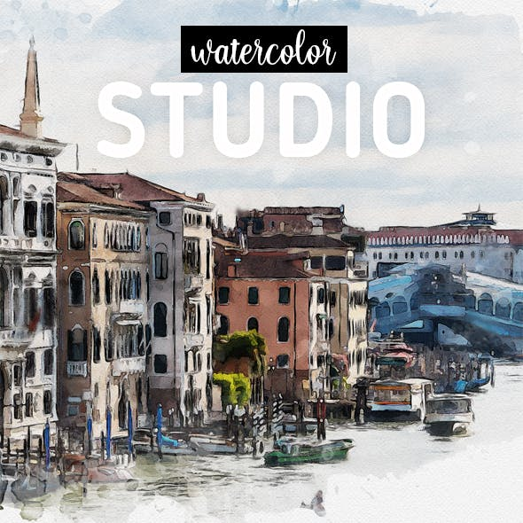 Watercolor Studio