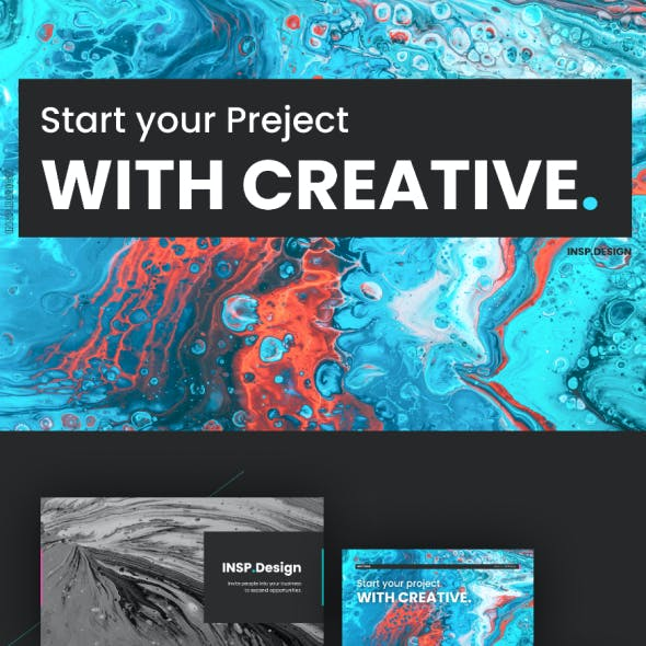 PowerPoint Template - Creative Pro
