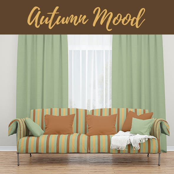 Autumn Mood Collection - 60 PS Patterns pat