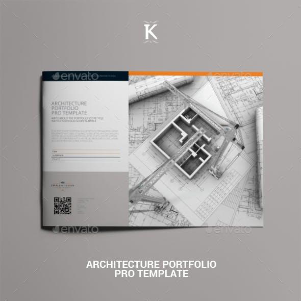 Architecture Portfolio Pro Template