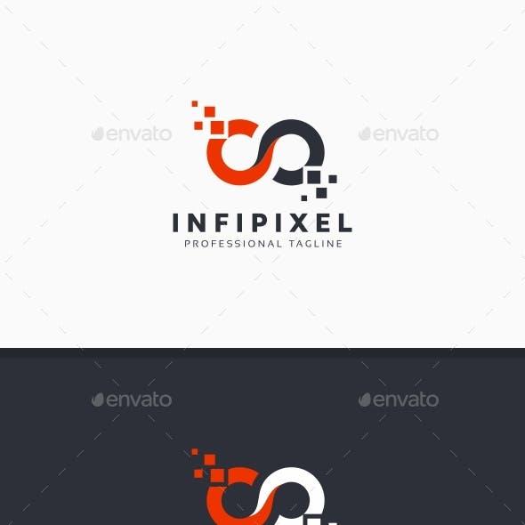 Infinity Pixel Logo