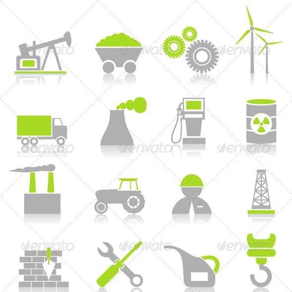 Industrial Icons7