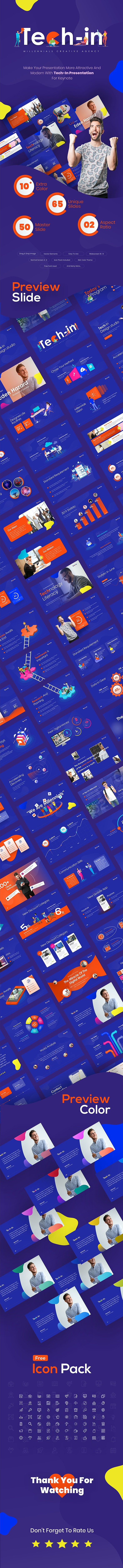 5 Best Presentation & Powerpoint Templates  for December 2019