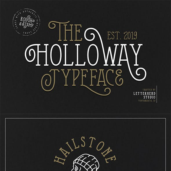 The Holloway Typeface