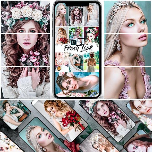 Fresh Look Presets Desktop & Mobile