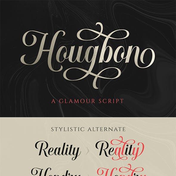 Hougbon - A Glamour Script