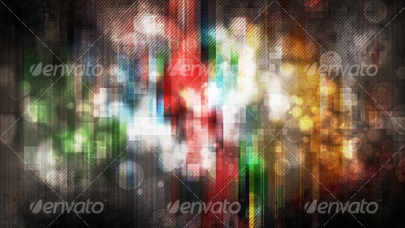 Abstract Wreck Background - Backgrounds Graphics