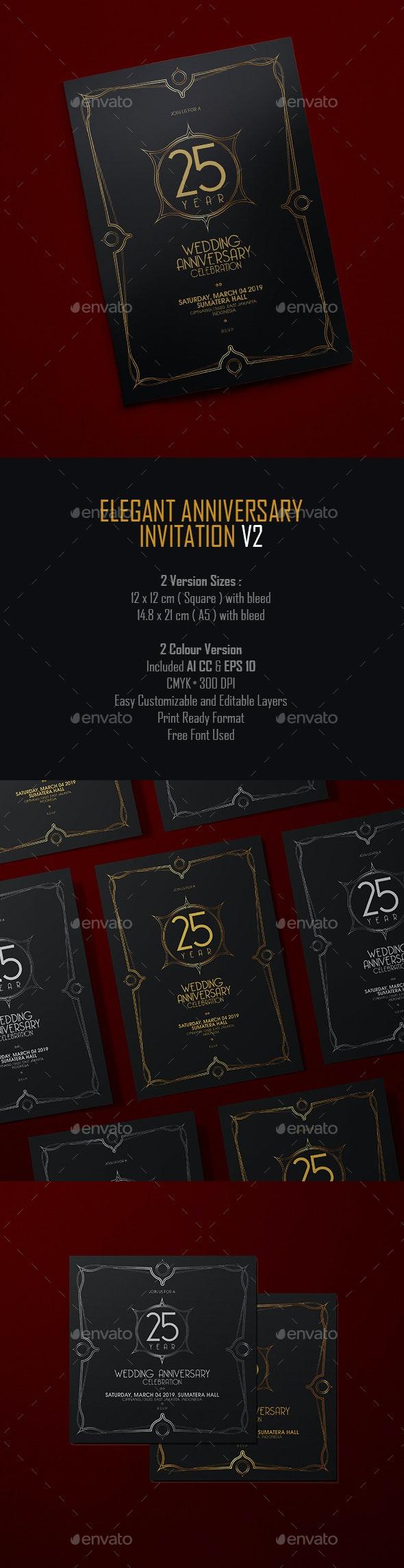 carte invitation élégante 2