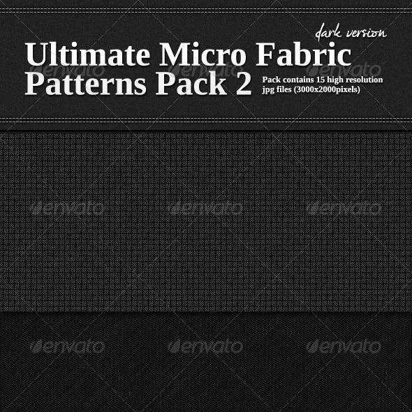 Ultimate Micro Fabric Patterns Pack 2